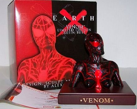 Buy Earth X Venom Limited Edition Resin Bust