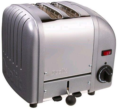 Dualit 2 Slice Toaster Metallic Silver 20242
