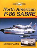Image of North American F-86 Sabre (Crowood Aviation Series)