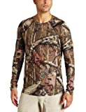 Columbia Mens PHG Camo Base Layer Mid Long Sleeve Top (Breakup Infinity, XX-Large)