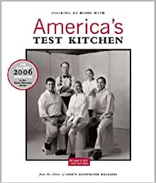 cooking at home with america 39 s test kitchen cook 39 s