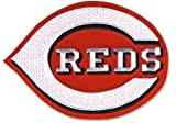 2 Patch Pack - Cincinnati Reds C-Reds MLB Baseball Team Logo Patches
