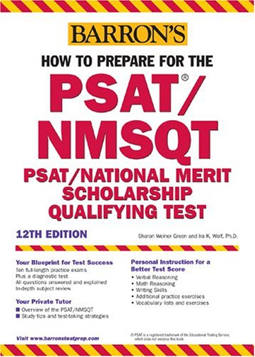 How to Prepare for the PSAT/NMSQT (Barron's How to Prepare for the Psat Nmsqt Preliminary Scholastic Aptitude Test/Natio