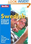 Swedish Phrase Book and Dictionary (B...