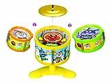 ANPANMAN Big Drum Set by AGATSUMA