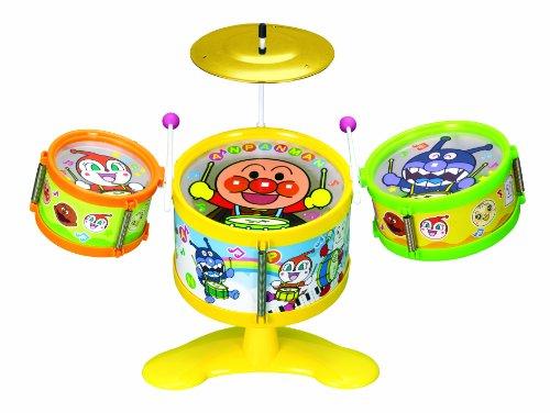 ANPANMAN Big Drum Set