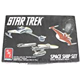 Star Trek Space Ship Set Model Kit