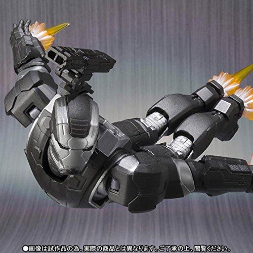 S.H.Figuarts War Machine Mk II mark 2 Avengers Age of Ultron Marvel Bandai