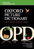 img - for Oxford Picture Dictionary Classroom Presentation Tool: A CD-ROM that transforms The Oxford Picture Dictionary into an interactive teaching tool for classroom presentations. book / textbook / text book