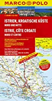 Istrie,Cote Croate Nord & Centre Marco Polo