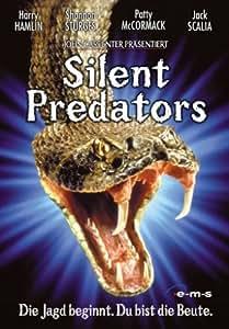 Silent Predators [DVD] (2007) Harry Hamlin, Shannon Sturges, Jack Scalia