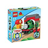 LEGO Duplo Percy at the Sheds by LEGO