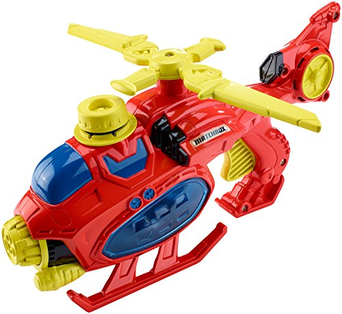Matchbox Aqua Cannon Helicopter (Water Cannon Helicopter compare prices)
