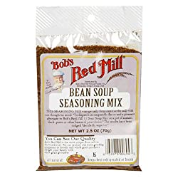 Bob's Red Mill Bean Soup Seasoning Mix, 2.5-Ounce Packages (Pack of 12)