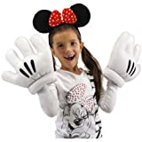 Minnie Ears and Gloves Set Costume Accessory