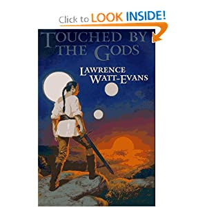 Touched By The Gods by Lawrence Watt-Evans
