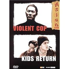 Violent Cop - Takeshi Kitano