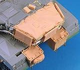 メルカバ Mk.3 砲塔・バスケットセット モンモデル メルカバシリーズ対応 [LF1260] Merkava Mk.3 Turret/Hull Basket set for Meng's Merkava 3 series