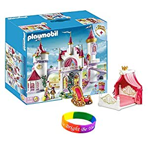 Playmobil 5142 princess fantasy magic castle for Playmobil princesse 5142