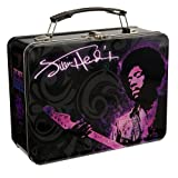 Vandor LLC 34170 Jimi Hendrix Large Tin Tote, 9 by 3.5 by 7.5-Inch, Multicolored