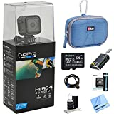 GoPro HERO4 Action Camera Ready for Adventure Bundle