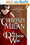 The Duchess War (The Brothers Siniste...