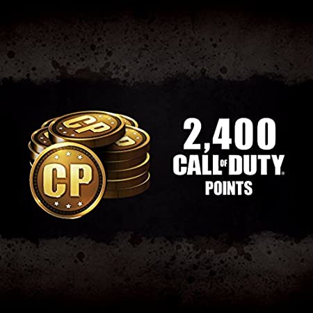 Call Of Duty: Black Ops III - 2000 (+400 Bonus) Call Of Duty Points - PS4 [Digital Code]