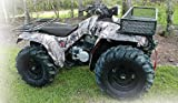 5154M4As2ML. SL160  CamoWraps® Deluxe Camo ATV Kit, MO DUCK BLIND