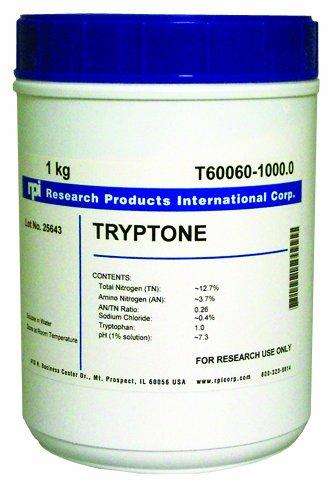 Tryptone, Powder, 5 Kilograms