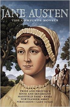 Jane austen books in order