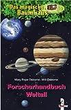 Das magische Baumhaus. Forscherhandbuch Weltall TOP KAUF