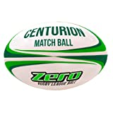 Centurion Zero League Match Rugby Ball - Green, Size 5