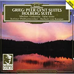 Grieg: Peer Gynt Suite No.2, Op.55 - 2. Arabian Dance