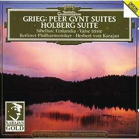 Grieg: Peer Gynt Suite No.1, Op.46 - 3. Anitra's Dance