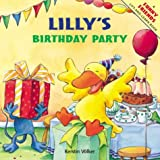Lilly's Birthday Party (Funny Friends Lift-And-Learn Books)