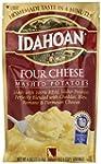 Idahoan Mashed Potatoes, Four Cheese,...