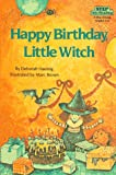 img - for Happy Birthday, Little Witch (Step into Reading) book / textbook / text book