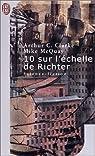 10 sur l'échelle de Richter par Clarke