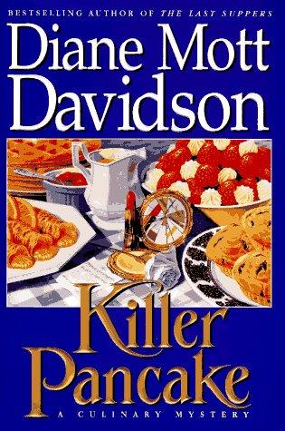 Killer Pancake, Davidson,Diane Mott