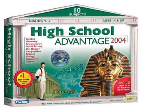 High School Advantage 2004B00008YJLR : image