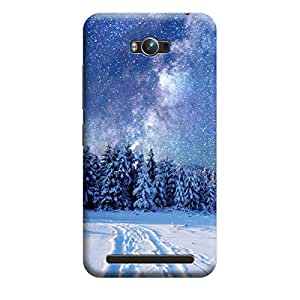 Ebby Premium Printed Back Case Cover With Full protection For Asus ZenFone Max (Designer Case)