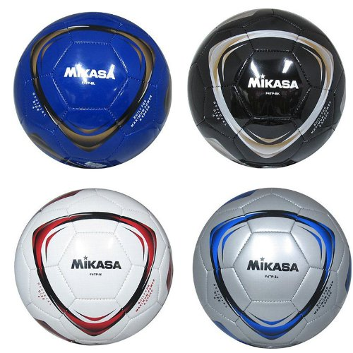 ミカサ(MIKASA) サッカーボール 4号 シルバー