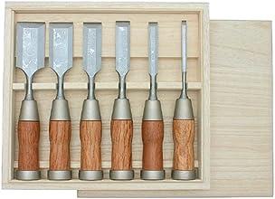 KAKURI 鍛流のみ(Wood Chisel) 6本組