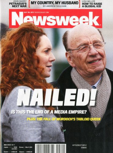 Newsweek Asien 1. August 2011 (Einzelpreis)