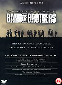Band Of Brothers - Complete HBO Series Commemorative Gift Set (6 Disc Box Set) [2001] [DVD]