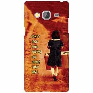 Samsung Z3 Back Cover