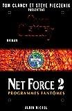 echange, troc Clancy-T+Pieczenik-S - Net force 2 programmes fantomes broche
