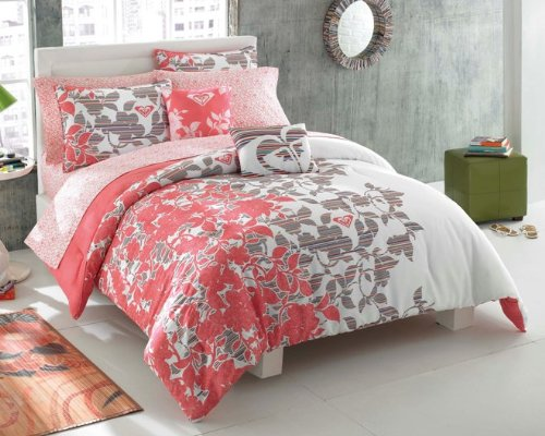 Roxy gwen comforter set and decorative toss pillows roxy comforter
