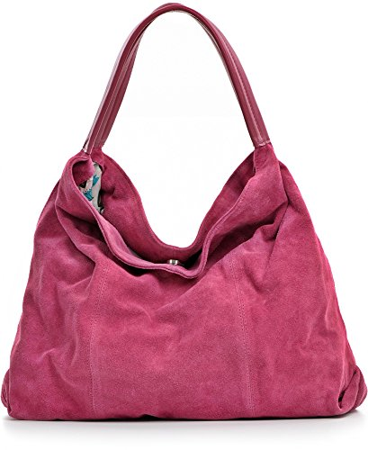 cntmp-womens-handbags-hobo-bags-shoulderbags-trend-bags-suede-leather-bag-41x33x10cm-w-x-h-x-d-pink