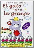 Beb� Aventuras: El Gato Llega a la Granja [DVD]